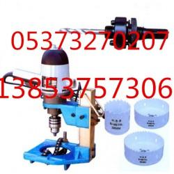 电动管道开孔机 25-114型 钢管双柱开孔机
